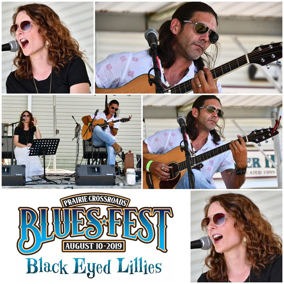 Prairie Crossroads Blues Fest Page