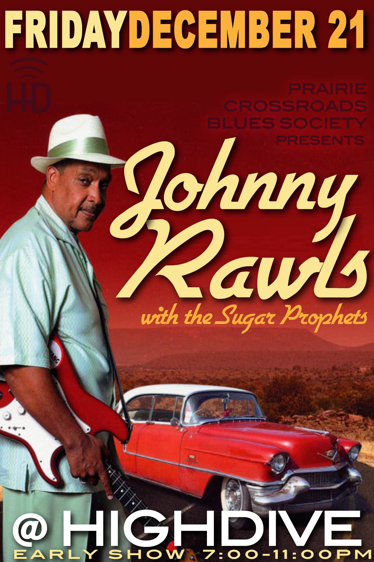 Johnny Rawls Memphis Still Got Soul
